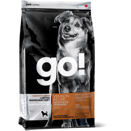 PetCurean GO! Sensitive + Shine con Cervo per Cani