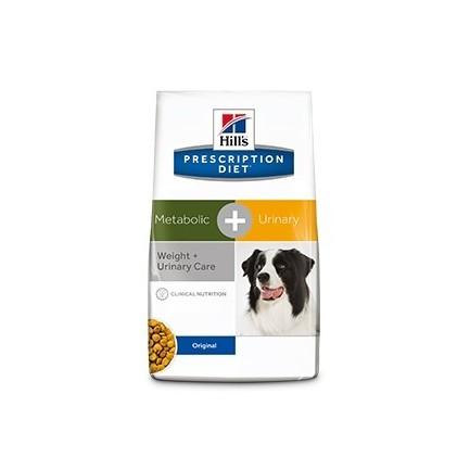 Hill's Prescription Diet Metabolic + Urinary per Cani