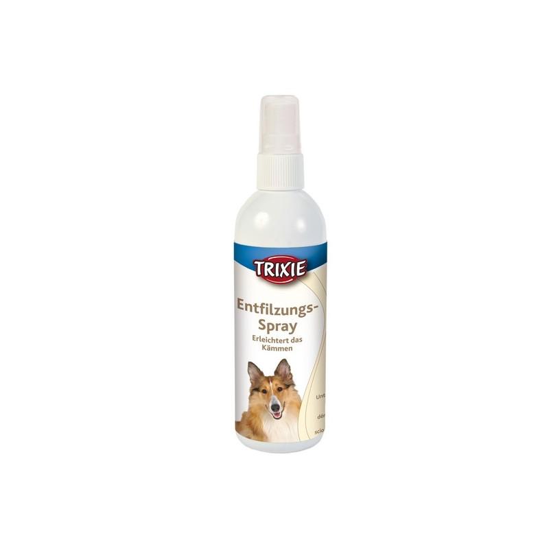 Spray scioglinodi per cani