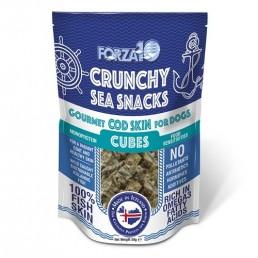 Crunchy Sea Snack di Pesce Essiccato per Cani