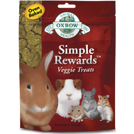 Oxbow Veggie Treats