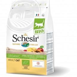 Schesir Cat BIO Organic Crocchette per Gatti Adulti