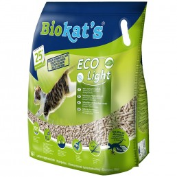 Biokat's Eco Light Lettiera Vegetale per Gatti
