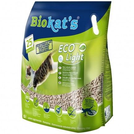 Biokat's Eco Light Lettiera Vegetale
