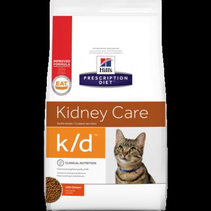 Hills Diet K/D secco gatto