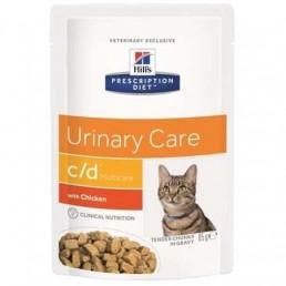 Hills Diet C/D bustina gatto