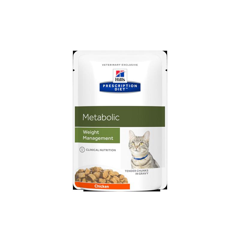 Hill's Prescription Diet Metabolic Feline in Bustina