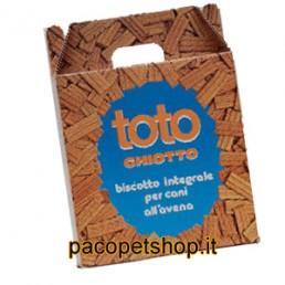 Ghiotto Biscotto Integrale per Cani