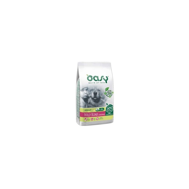 Oasy One Protein Adult Cinghiale per Cani
