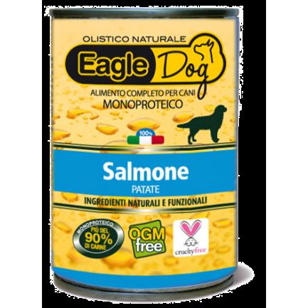 EagleDog Salmone e Patate Cibo Umido per Cani