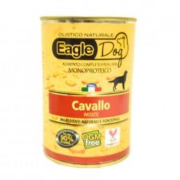 EagleDog Cavallo e Patate Cibo Umido per Cani