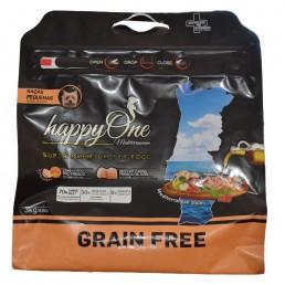 HappyOne Mediterraneum GRAIN FREE Adult Small per Cani di Taglia Piccola