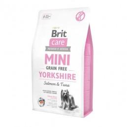 Brit Care Mini Grain Free con Salmone e Tonno per Yorkshire