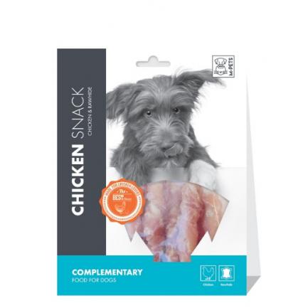 Bastoncini da masticare con pollo per cani