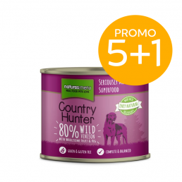 Natures Menu Country Hunter Cervo Selvatico Cibo Umido per Cani