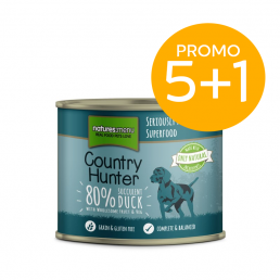 Natures Menu Country Hunter Anatra Succulenta Cibo Umido per Cani