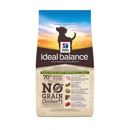 Hill's Ideal Balance No Grain Adult per Cani con Pollo e Patate