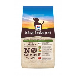 Hill's Ideal Balance NO GRAIN Adult per Cani con Tonno e Patate