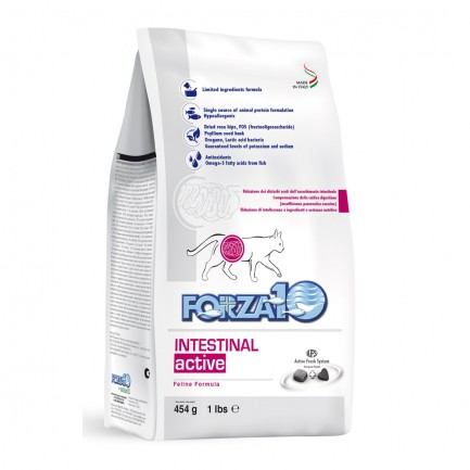 Forza10 Intestinal Active Cibo Veterinario Per Gatti Pacopetshop