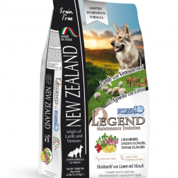 Forza10 Legend New Zealand GRAIN FREE per Cani