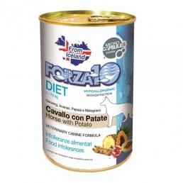 Forza10 Diet Cavallo con Patate per Cani