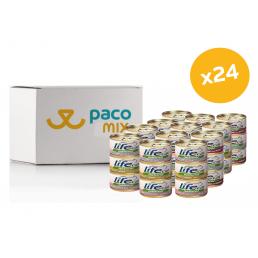 PacoMIX LifeCat Cibo Umido per Gatti Assortito