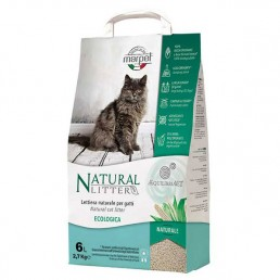 Aequilibriavet Natural Litter Lettiera per Gatti