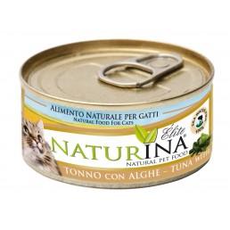 Naturina Elite Cibo Umido Naturale per Gatti