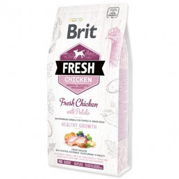 Brit Fresh Puppy Pollo con...