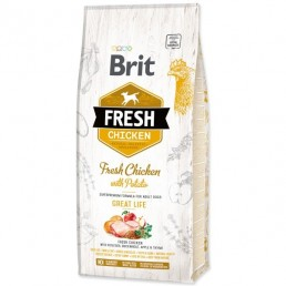 Brit Fresh Adult Pollo con...