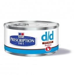 Hills Diet D/D lattina gatto