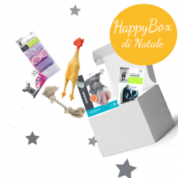 HappyBox di Natale Chewy...