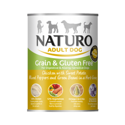 Naturo Adult Dog Pollo con...