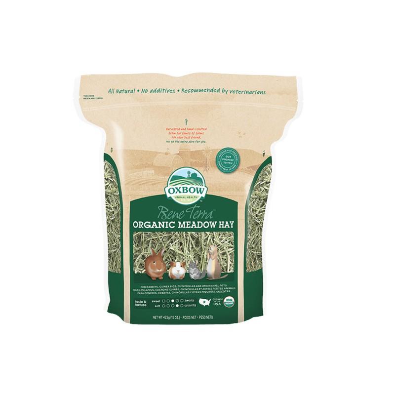 Oxbow Organic Meadow Hay