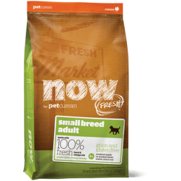 PetCurean Now Fresh Mini Adult Grain Free per Cani