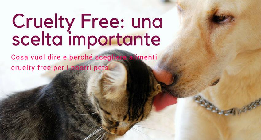 Cruelty Free per il pet