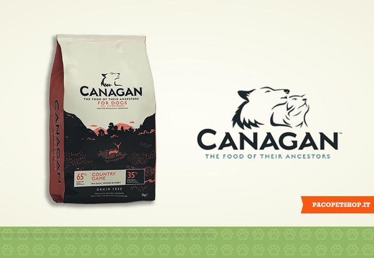 Canagan: alimenti grain free per cani e gatti