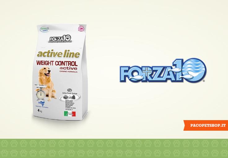 Forza10, alimenti a base di pesce per cani e gatti