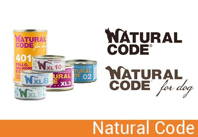 Natural Code, cibo per gatti senza conservanti e alta percentuale di proteine
