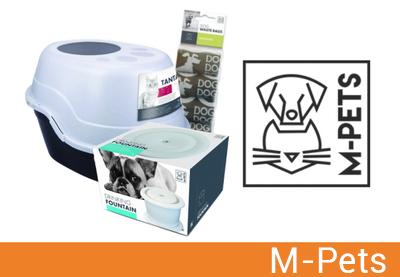 M-Pets prodotti, accessori, giochi ed altro | Paco Pet Shop