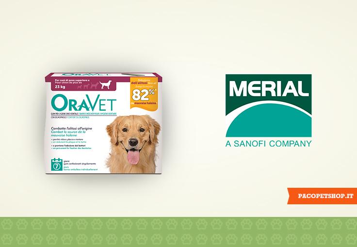 Merial: cura e benessere degli animali