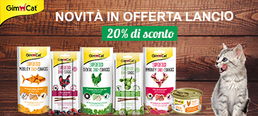 Nuovi Gimcat Superfood