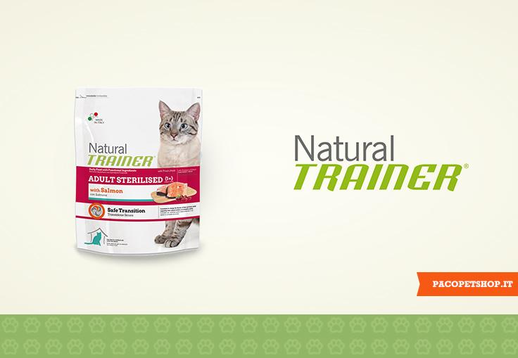 Trainer Natural, alimenti per cani e gatti con carne fresca e sostanze naturali