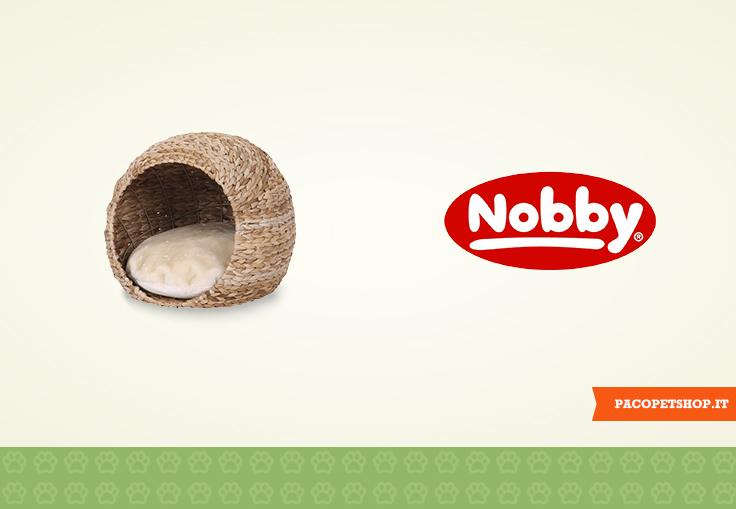 Nobby: tiragraffi, cucce e trasportini.