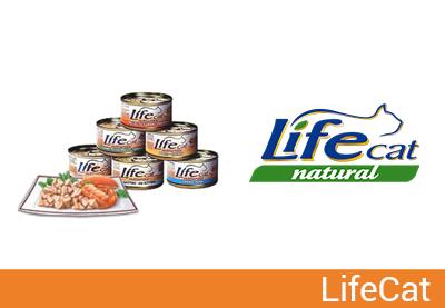 Lifecat, alimenti naturali per gatti senza additivi e conservanti