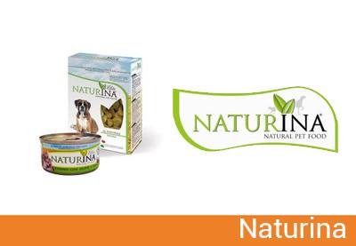 Naturina, alimenti naturali senza conservanti e coloranti