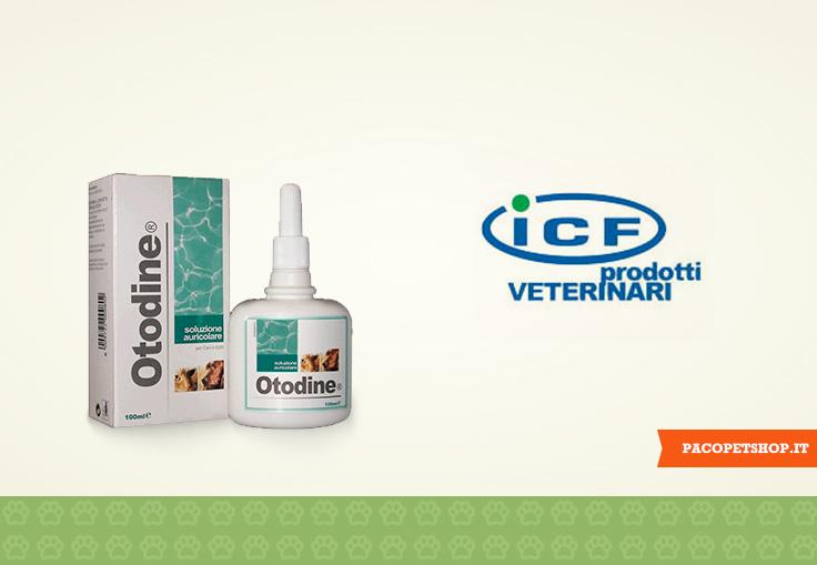 ICF: antiparassitari e antibiotici per cani e gatti