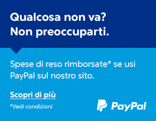 Reso gratis se hai pagato con Paypal